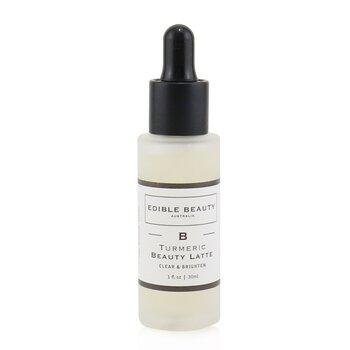 -B- Turmeric Beauty Latte Booster Serum - Clear & Brighten  30ml/1oz