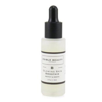 -B- Glowing Skin Smoothie Booster Serum - Protect & Smooth  30ml/1oz