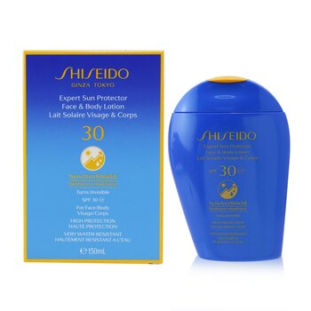 Expert Sun Protector SPF 30 UVA Face & Body Lotion (Turns Invisible, High Protection & Very Water-Resistant)  150ml/5.07oz