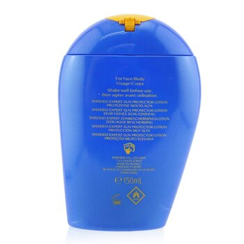 Expert Sun Protector SPF 50+UVA Face & Body Lotion (Turns Invisible, Very High Protection, Very Water-Resistant)  150ml/5.07oz