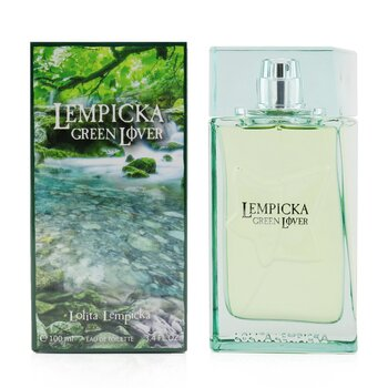 Green Lover Eau De Toilette Spray  100ml/3.3oz