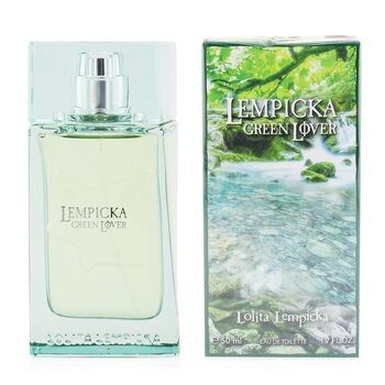 Green Lover Eau De Toilette Spray  50ml/1.7oz
