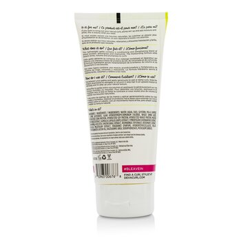 B'Leave-In (Miracle Curl Plumper - Texture & Volume)  177ml/6oz