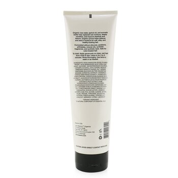 Hair Mask For Normal Hair with Rose & Apricot  258ml/8.75oz