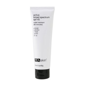Active Broad Spectrum SPF 45 (80mins Water Resistant)  85g/3oz