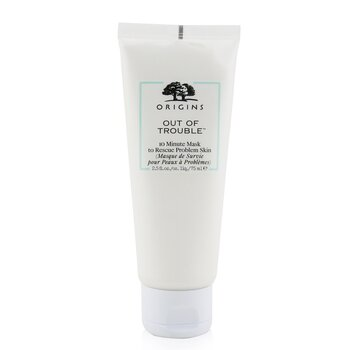 Out Of Trouble 10 Minute Mask To Rescue Problem Skin  75ml/2.5oz