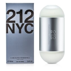 Carolina Herrera 212 NYC Eau De Toilette Spray  2x50ml/1.7oz