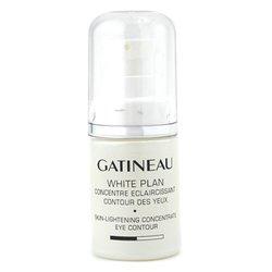Gatineau ปรับผิวขาวใสรอบดวงตาชนิดเข้มข้น White Plan  15ml/0.5oz