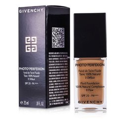 Givenchy Photo Perfexion Fluid Foundation SPF 20 - # 6 Perfect Honey  25ml/0.8oz