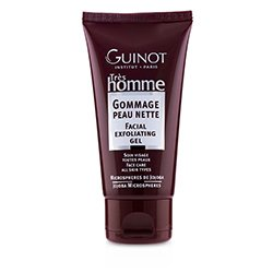 Guinot Tres Homme Gel Facial Exfoliant  75ml/2.5oz