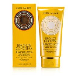 Estee Lauder Bronze Goddess Sun Indulgence Lotion for Body SPF 30  150ml/5oz