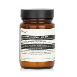 Aesop Creme p/ mãos Resurrection Aromatique   120ml/4oz