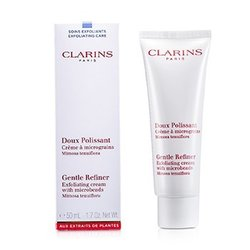 Clarins Gentle Refiner Exfoliating Cream with Microbeads  50ml/1.7oz
