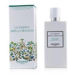 Hermes Un Jardin Apres La Mousson Body Lotion  200ml/6.5oz