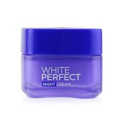 L'Oreal Creme Hidratante Noturno Dermo-Expertise White Perfect  50ml/1.7oz
