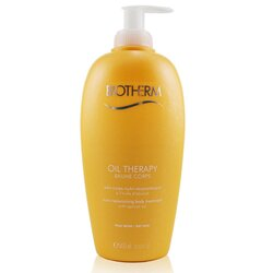 Biotherm Oil Therapy Baume Corps Nutri-Replenishing Body Treatment with Apricot Oil (For Dry Skin)  400ml/13.52oz