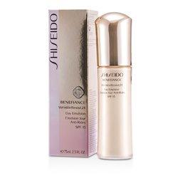 Shiseido Benefiance WrinkleResist24 Day Emulsion SPF 15  75ml/2.5oz