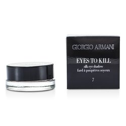 Giorgio Armani Eyes To Kill Silk Eye Shadow - # 07 Sweet Fire  4g/0.14oz