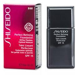 Shiseido Perfect Refining Foundation SPF15 - # B60 Natural Deep Beige  30ml/1oz
