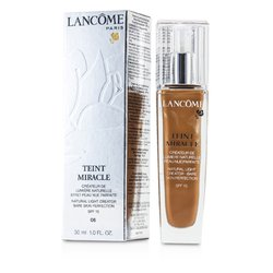 Lancome Teint Miracle Natural Light Creator SPF 15 - # 06 Beige Cannelle  30ml/1oz