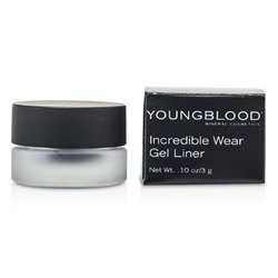 Youngblood Incredible Wear Gel Liner - # Midnight Sea  3g/0.1oz
