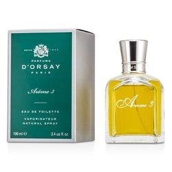 Parfums D'Orsay Arome 3 Eau De Toilette Spray  100ml/3.4oz