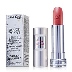 Lancome Rouge In Love Lipstick - # 240M Rose En Deshabille  4.2ml/0.12oz