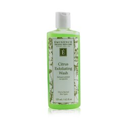 Eminence Citrus Exfoliating Wash - For Oily to Normal Skin  125ml/4oz