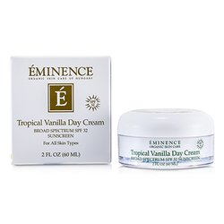 Eminence Tropical Vanilla Sun Cream SPF 32  60ml/2oz