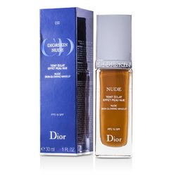 Christian Dior Diorskin Nude Skin Glowing Makeup SPF 15 - # 050 Dark Beige  30ml/1oz