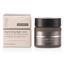 Trilogy Replenishing Night Cream  60ml/2oz