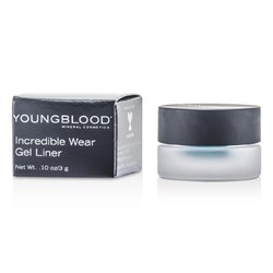 Youngblood Incredible Wear Gel Liner - # Lagoon  3g/0.1oz