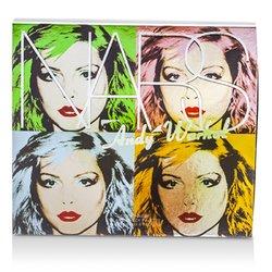 NARS Andy Warhol Collection Debbie Harry szem és arc paletta (4x szemhéjárnyaló, 2x arcpirosító)  6pcs