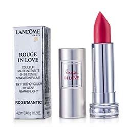 Lancome Rouge In Love Lipstick - # 232M Rose'Mantic  4.2ml/0.12oz