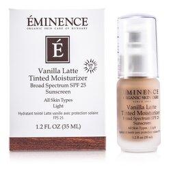 Eminence Vanilla Latte Tinted Moisturizer Broad Spectrum SPF 25 Sunscreen - Light  35ml/1.2oz