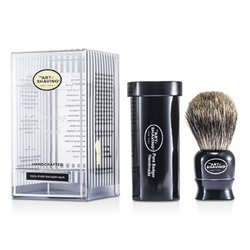 The Art Of Shaving Travel Pure Badger - Black  1pc