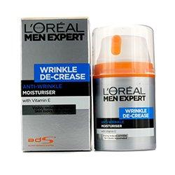L'Oreal ครีมมอยซ์เจอไรเซอร์ต่อต้านและลดริ้วรอยจากการแสดงอารมณ์ Men Expert  50ml/1.6oz