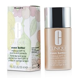 Clinique Even Better Makeup SPF15 (Dry Combination to Combination Oily) - No. 05/ CN52 Neutral  30ml/1oz