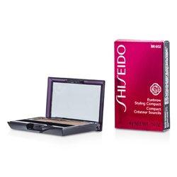Shiseido Eyebrow Styling Compact - # BR602 Medium Brown  4g/0.14oz