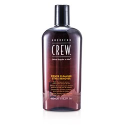 American Crew Men Power Cleanser Style Remover Daily Shampoo (For All Types of Hair)  450ml/15.2oz