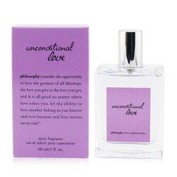 Philosophy Unconditional Love Eau De Toilette Spray  60ml/2oz