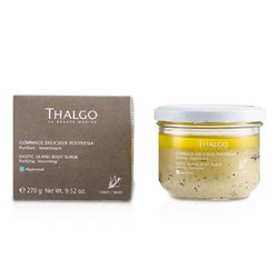 Thalgo Exotic Island Body Scrub  270g/9.52oz