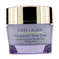 Estee Lauder Advanced Time Zone Age Reversing Line/ Wrinkle Creme Oil-Free SPF 15 (Normal/ Combination Skin)  50ml/1.7oz