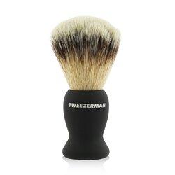 Tweezerman Deluxe Shaving Brush  1pc