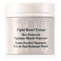 אליזבת ארדן Eight Hour Cream Skin Protectant Nighttime Miracle Moisturizer – קרם לחות לילה  50ml/1.7oz