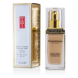Elizabeth Arden Flawless Finish Perfectly Nude Makeup SPF 15 - Alas Bedak - # 07 Golden Nude  30ml/1oz