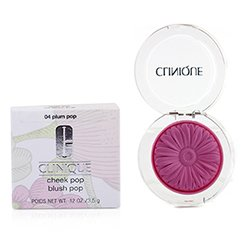 Clinique Cheek Pop - # 04 Plum Pop  3.5g/0.12oz
