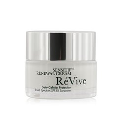 ReVive Sensitif Renewal Cream Daily Cellular Protection SPF 30  50g/1.7oz