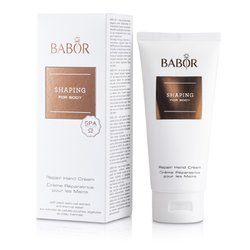 Babor Shaping For Body - Creme Reparador Para Mãos  100ml/3.3oz