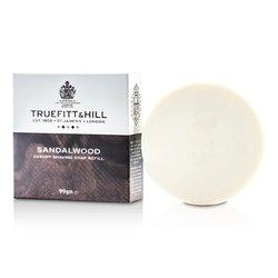 Truefitt & Hill Sandalwood Luxury Shaving Soap Refill  99g/3.3oz